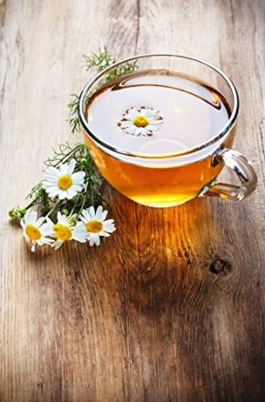 Chamomile healing eye wash