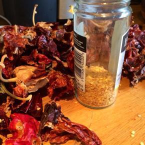 Preserving seeds